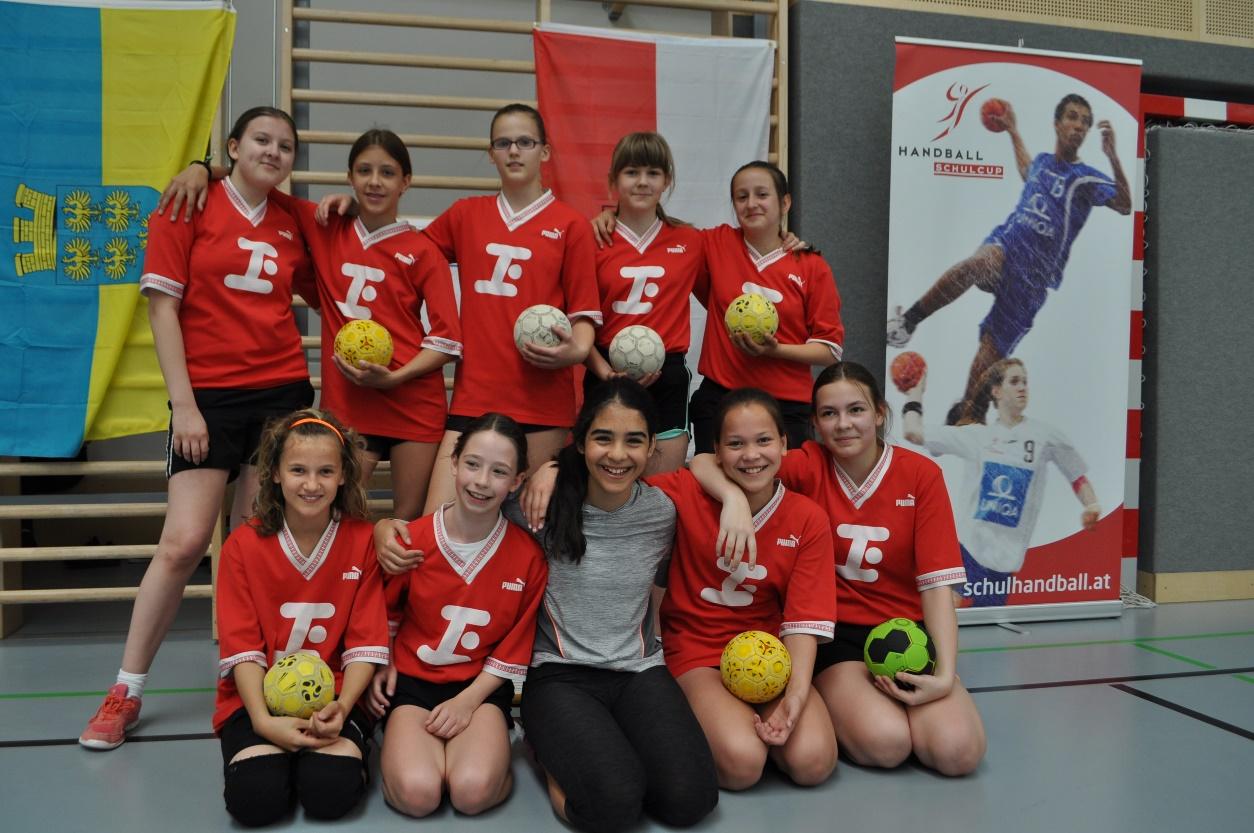 Handballteam Wenzgasse